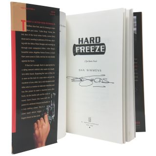 Hard Freeze. Dan Simmons