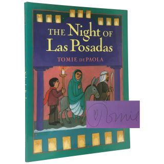 The Night of Las Posadas. Tomie De Paola