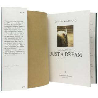 Just a Dream. Chris Van Allsburg