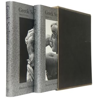 Greek Sculpture: An Exploration (Two volumes). Andrew Stewart