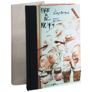 Fire in the Nuts [Signed and Numbered]