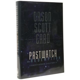 Pastwatch: The Redemption of Christopher Columbus. Orson Scott Card