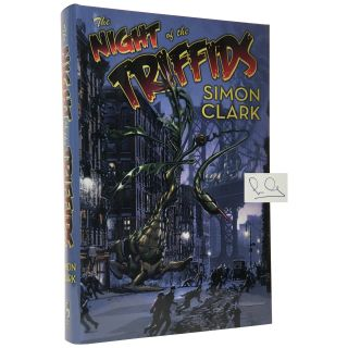 The Night of the Triffids. Simon Clark