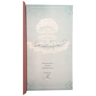 The Voyage of the Proteus: An Eyewitness Account of the End of the World [Signed, Numbered]