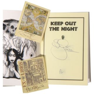 Keep Out the Night [Signed, Limited]