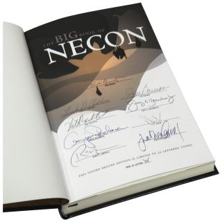 The Big Book of Necon [Signed, Lettered]