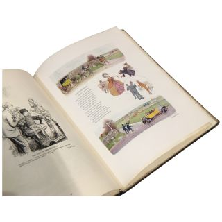 Fun & Fantasy: A Book of Drawings [Signed, Limited]