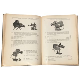 Microscopes and Other Apparatus for Biological Laboratories Catalog B 1923