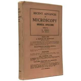Recent Advances in Microscopy: Biological Applications. A. Piney