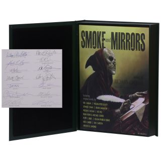 Smoke and Mirrors: Screenplays, Teleplays, Stage Plays, Comic Scripts & Treatments [Signed,...