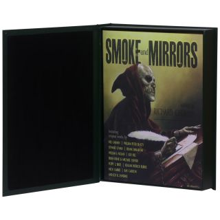 Smoke and Mirrors: Screenplays, Teleplays, Stage Plays, Comic Scripts & Treatments [Signed, Lettered]