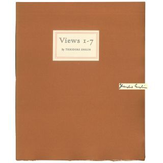 Views 1–7 [1 of 50 Signed Copies]. Theodore Enslin
