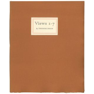 Views 1–7 [1 of 50 Signed Copies]