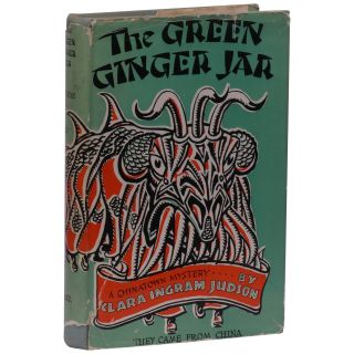 The Green Ginger Jar: A Chinatown Mystery