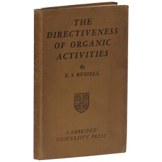 The Directiveness of Organic Activities