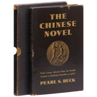 The Chinese Novel: Nobel Lecture Delivered Before the Swedish Academy at Stockholm, December 12, 1938