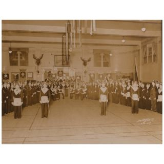 [Photograph of the National Convention of the Caballeros de Dimas-alang in Seattle, 1937]