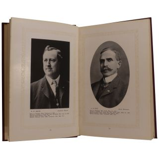 Album of Men Who Have Helped to Make Modern Woodcraft