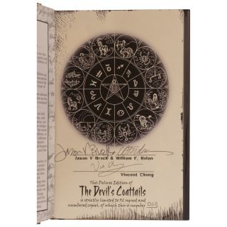 The Devil's Coattails: More Dispatches from the Dark Frontier [Signed, Lettered]