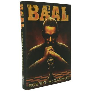 Baal [Signed & Numbered]. Robert McCammon
