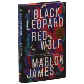 Black Leopard, Red Wolf [Signed]