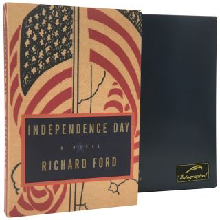 Independence Day [Signed ARC]. Richard Ford