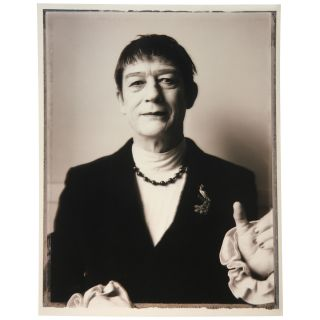 "John Hurt as ""The Countess"" in Even Cowgirls Get the Blues]. Gus Van Sant, Tom Robbins"