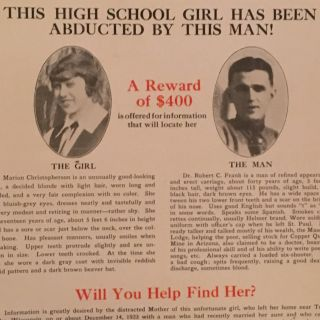 This High School Girl Has Been Abducted by This Man