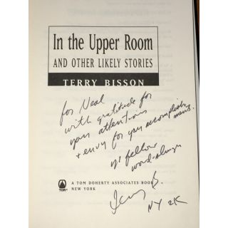 In the Upper Room and Other Likely Stories [Association Copy]