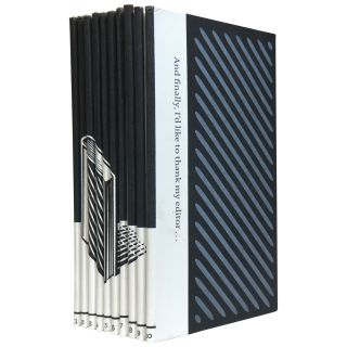 "Complete ""Spines"" Series. Marquand Editions"