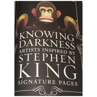 Knowing Darkness: Artists Inspired by Stephen King [Traycased Edition]